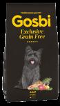 Gosbi 無穀物低敏小型成犬配方 02kg