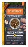 Nature's Variety (Raw Boost) 原野生肉無穀物配方貓糧 - 雞肉 - 10lb
