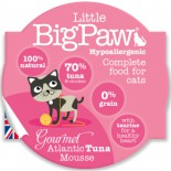 Little Big Paw LBP-C85A 傳統大西洋吞拿魚貓餐盒 85G x 8包原盒優惠