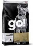 GO! 1302225 抗敏美毛系列 單一鴨肉全犬糧 25磅