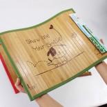 Petstyle 寵物長方形竹蓆涼墊 3L (90 x 60cm) (顏色隨機)