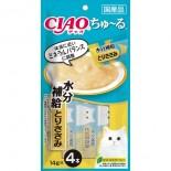 *多買優惠* Ciao SC-180 水分補給 雞肉醬 14g(4本) x 同款6包優惠