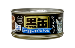 AIXIA 黑罐 BCM-09 吞拿魚+鰹魚+柴魚