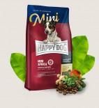 Happy Dog 小型犬非洲鴕鳥肉無穀物配方狗糧 Mini Africa 01kg