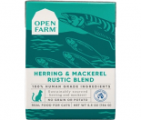 Open Farm - 鯡魚+鯖魚 燉肉配方貓濕糧 5.5oz
