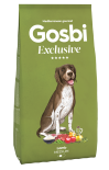 Gosbi 中型成犬純羊肉蔬果配方 12kg