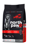North Paw 無穀物海魚+龍蝦成犬糧 02.25kg (黑紅) [NPDLB2]