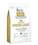 Brit Care 無穀物 老狗減肥 狗糧 3kg