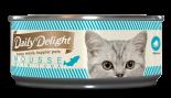 Daily Delight DD61 吞拿魚慕絲 80g x 24罐原箱優惠