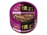 懷石 NP-K31 啫喱-鰹魚+鰹魚乾貓罐頭 80g