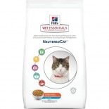 Hill's VET ESSENTIALS - Young Adult Neutered Cat (Tune) 獸醫保健貓乾糧 絕育貓(吞拿魚)-1.5kg [7719@]