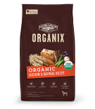 Organix USDA 穀物全犬糧-有機雞肉燕麥片配方04lb (NEW)
