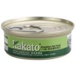 Kakato - 吞拿魚慕絲 40g
